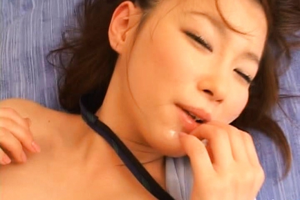 Akane Sakura Japanese beauty is kinky
