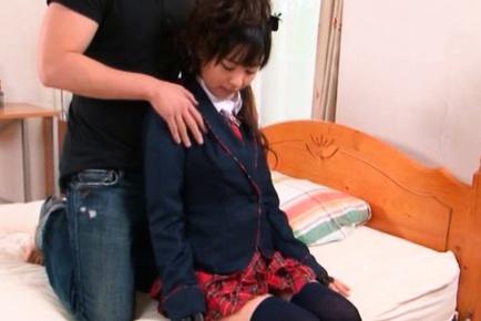 Hikaru Ayuhara is an amazing Japanese schoolgirl