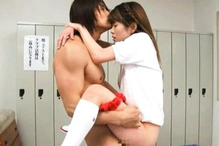 Miho Imamura Hot Japanese schoolgirl likes sex