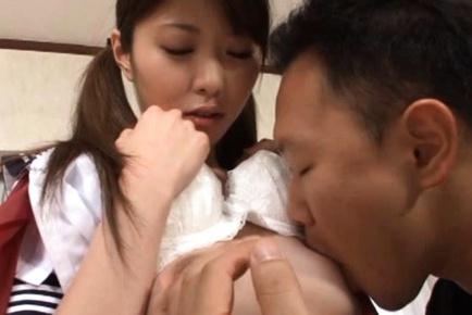 Miho Imamura Lovely Asian teen is hot