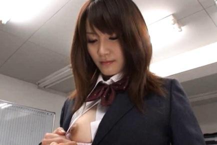 Hotaru Yukino hot sexy Japanese schoolgirl