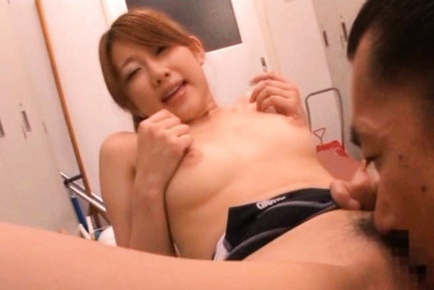 Kokomi Naruse has some hardcore sex in the change rooms