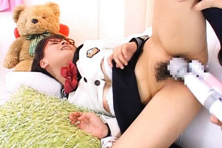 Yui Kohinata Asian model gets her hot pussy drilled