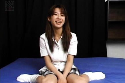 Juri Yamazaki Hot Japanese schoolgirl sex