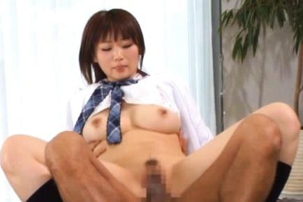 Hana Nonoka hot cum on face action