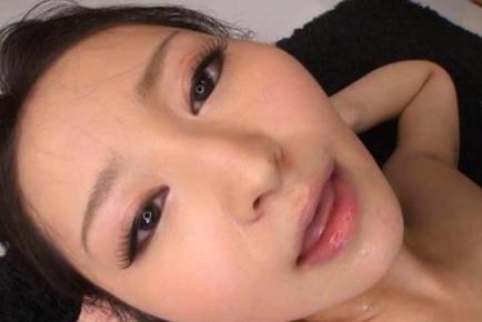Sexy teen Ayumi Kurebayashi in uniform gets hardcore sex