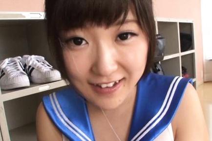 Hot Harukawa Sesera shows her expertise in handling cocks